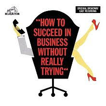 How to Succeed In Business (Icon Image)